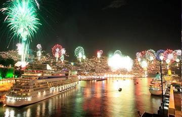 ¿Dónde viajar para celebrar el año nuevo?