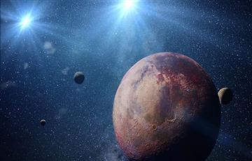 Encuentran un planeta más grande que la Tierra formado por rubíes y zafiros