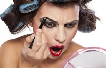 Errores de maquillaje que te hacen lucir mayor