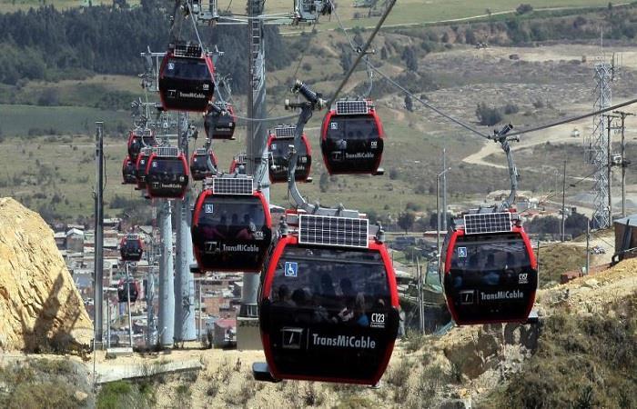 TransMiCable: todo lo que no sabías de este nuevo servicio de transporte en Bogotá