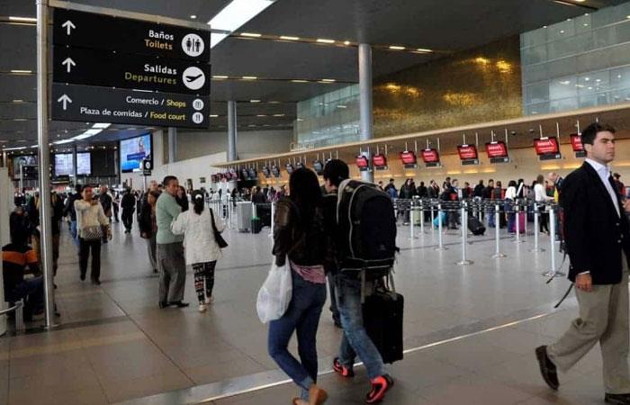 [VIDEO] Aeropuerto El Dorado se vuelve a inundar