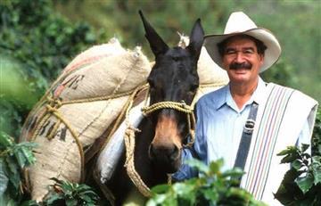 """Carlos Sánchez, quien interpretó a Juan Valdez, dijo """"adiós"""""""