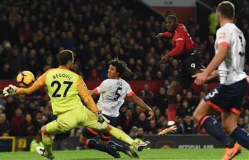 Manchester United sigue imparable con el DT Solskjaer y llegó a 3 triunfos en línea