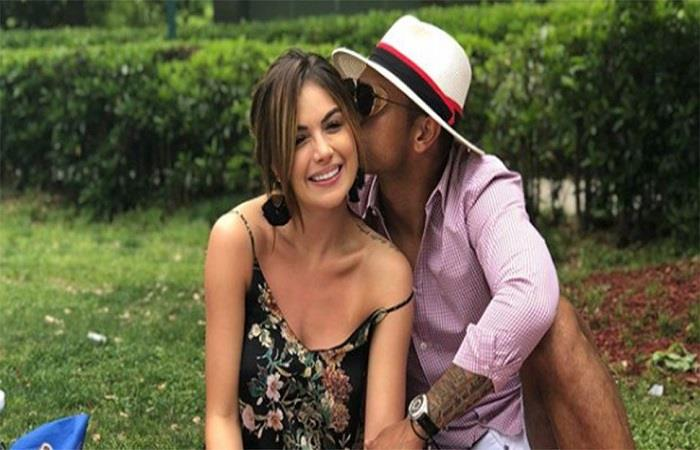 La pareja es una de las más famosas de la farándula colombiana. Foto: Twitter