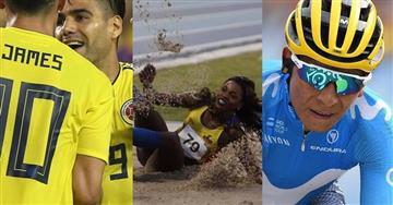 Colombia, campeón de Copa América, y más deseos para el deporte colombiano en el año nuevo