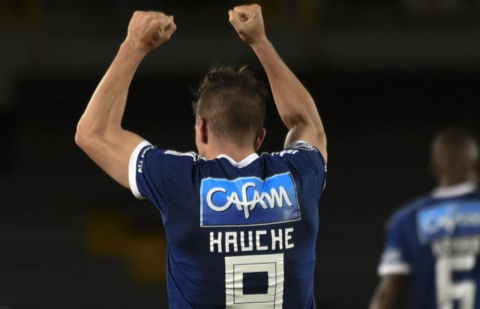 Gabriel Hauche, otro más que sale de Millonarios