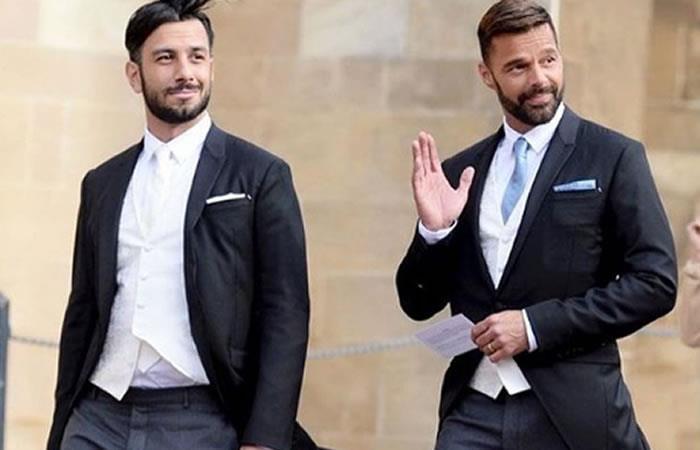 Ricky Martin y su pareja presentan a su hija