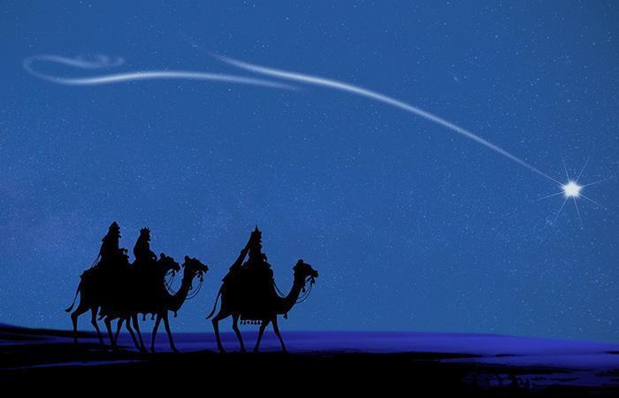 La fiesta de Reyes marca el final de la época navideña. Foto: Pixabay