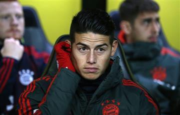 James Rodríguez habría aceptado jugosa oferta de equipo inglés por sus servicios