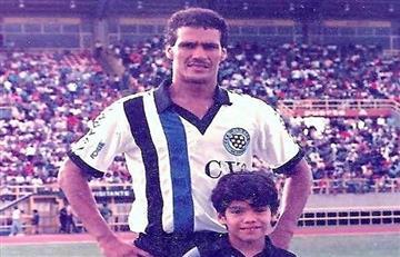 """""""Siempre podía contar contigo"""": Falcao García a su padre"""