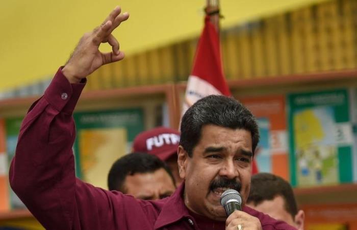 Nicolás Maduro volvió a criticar a Iván Duque y su relación con Estados Unidos