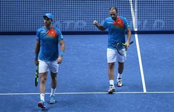 Juan Sebastián Cabal y Robert Farah comienzan con pie derecho el 2019