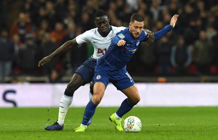 Tottenham: Davinson Sánchez titular en la victoria de su equipo ante Chelsea