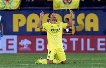 [VIDEO] Carlos Bacca salva de la derrota a Villarreal con un tremendo gol