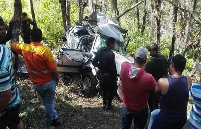 ¿Cuántos accidentes dejó el Fin de Año en Colombia?