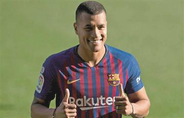 ¿Será el primer partido de Jeison Murillo como titular con Barcelona?