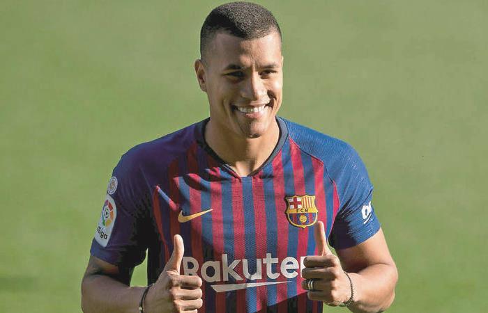 Jeison Murillo debutará en la Copa del Rey