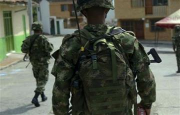 Secuestran a un militar colombiano en frontera con Venezuela