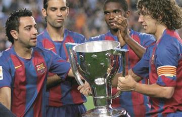 Un histórico de FC Barcelona elogió a Jeison Murillo