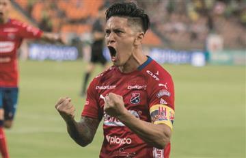 Germán Ezequiel Cano sale de Independiente Medellín