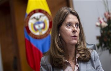 """""""Es una amenaza"""": Marta Lucía Ramírez habla de la crisis en Venezuela"""