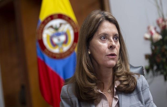 Marta Lucía Ramírez rechazó la