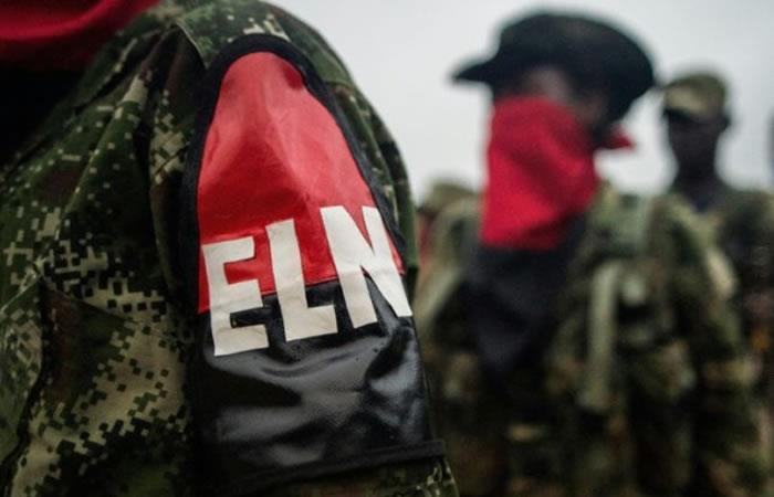 El ELN sigue sin mostrar paz. Foto: AFP