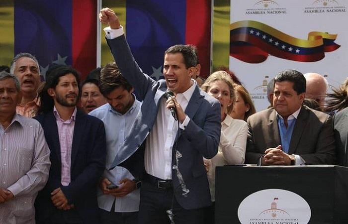 Juan Guaidó es nombrado nuevo presidente interino de Venezuela