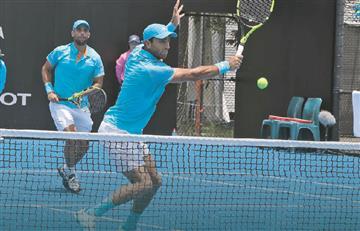 Juan Sebastián Cabal y Robert Farah clasificaron a la final del ATP de Sídney