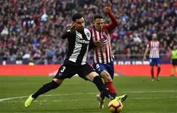 El cumpleañero Santiago Arias pasó nuevo examen con Atlético de Madrid