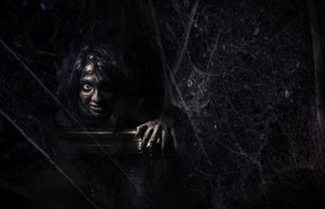 ¡Qué miedo! Familia denunció aparición de una supuesta bruja en su casa