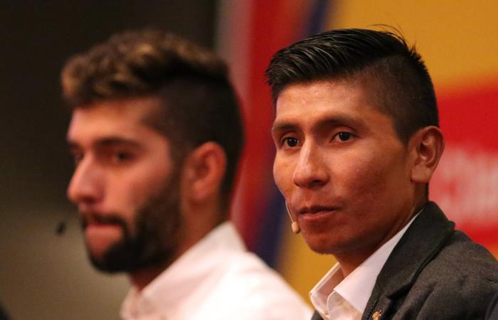 Nairo Quintana espera