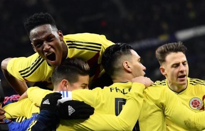 Selección Colombia: Estos serán los próximos rivales de la 'tricolor'