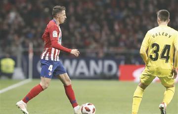 Espinosa le ganó el duelo de colombianos a Arias en la Copa del Rey
