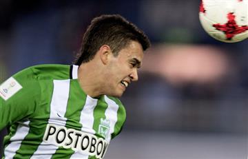 ¡Llega a un histórico! Jugador de Atlético Nacional ficha por un equipo brasileño