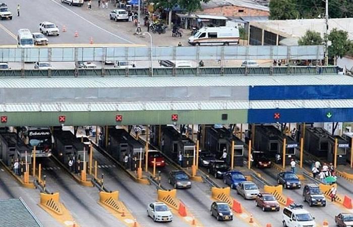 Comienzan a regir las nuevas tarifas de peajes en el país