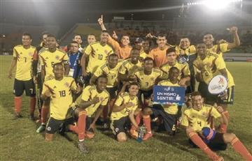 La 'tricolor' debuta ante Venezuela en el Sudamericano Sub 20