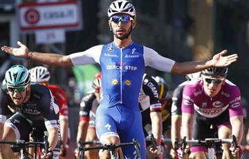 ¡A ganar! El 'cohete' Gaviria quiere brillar en la Vuelta a San Juan