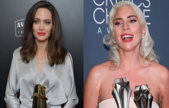 Angelina Jolie y Lady Gaga compiten por ser Cleopatra