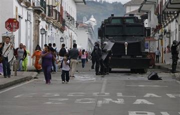 Así se desarrollarán las marchas estudiantiles en contra del ESMAD, este 17 de enero