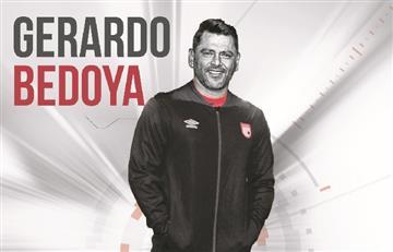 Gerardo Bedoya regresa a Santa Fe