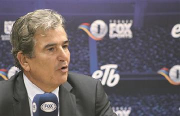 Jorge Luis Pinto arremetió contra Pékerman