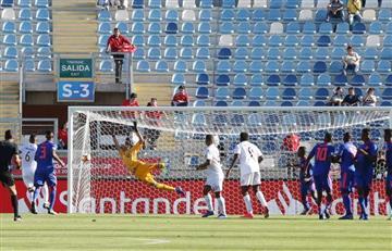 ¡Mala cosa! Selección Colombia Sub 20 inicia con derrota el Sudamericano