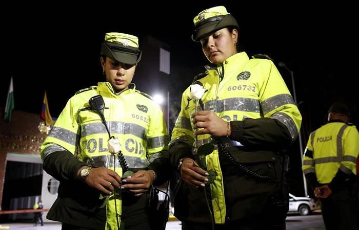 Bogotá, golpeada por el peor atentado de los últimos 16 años
