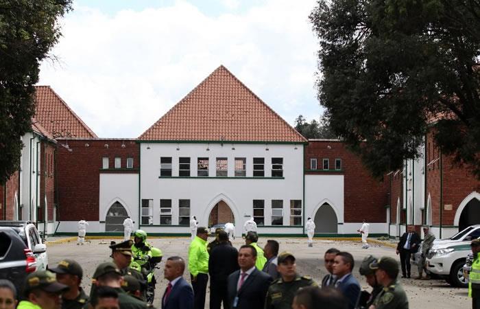 Comunidad internacional respalda a Colombia tras atentado