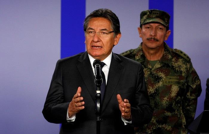 Néstor Humberto Martínez: ¿hay incongruencias en sus declaraciones sobre el atentado en Bogotá?