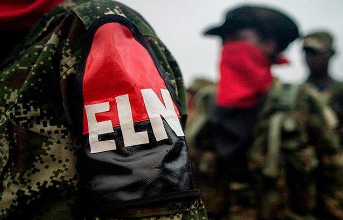 En 2018, las cuentas del ELN también fueron suspendidas. Foto: Twitter