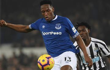 ¡Dejen jugar a Mina! Everton cae ante Southampton