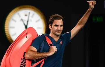 Australia se quedó sin 'Su Majestad' Roger Federer
