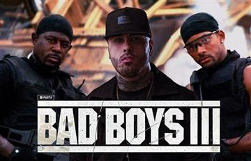 ¡Confirmado! Nicky Jam será uno de los villanos de 'Bad Boys 3'